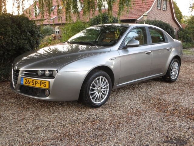 Alfa Romeo 159 1.9 JTS Distinctive