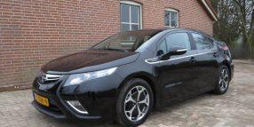 Opel Ampera E-rev HYBRIDE 1.4 LEDEREN BEKLEDING – PDC – NAVI