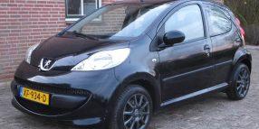 Peugeot 107 1.0 12V 5DR AIRCO // TOERENTELLER // LM VELGEN